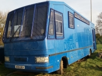 The Learning Bus before customisation