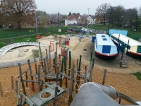 WAP Facilities and Play Equipment